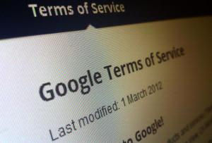 Politicas de privacidad de Google